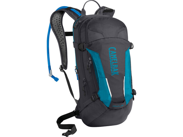 CamelBak M.U.L.E. Hydration Pack charcoal/teal